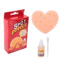 Сжимайте прыщей игрушка персик прыщи поппинг снятие стресса Поппер средство для удаления стоп-подбора лица Прыщи дропшиппинг