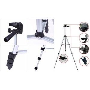 Image 4 - Trépied Support Ensemble Avec clip support de téléphone Pour Smartphone Télescopes Numérique Caméra Go Pro UY8