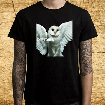 Deftones Diamond Eyes Album Logo Men's Black Tops Tee T Shirt Size S M L XL 2XL 3XL Graphic T-Shirt