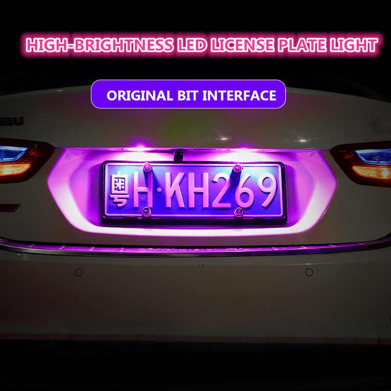 T10 W5W Led Canbus 電球 194 168 車のインテリアライトトヨタカローラアベンシス Yaris Rav4 Auris ハイラックスプリウスカムリセリカ