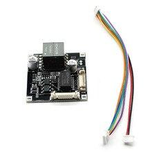 POE 모듈 보드 스마트 POE IEEE802.3af/at 8Pin POE 출력 12V 입력 48V 보안 CCTV 네트워크 IP 카메라