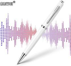 Professional Voice Recorder Pen V82 16G Portable HD USB Recording HIFI Audio 192Kbps Noise Digital Writing MP3 Small Player