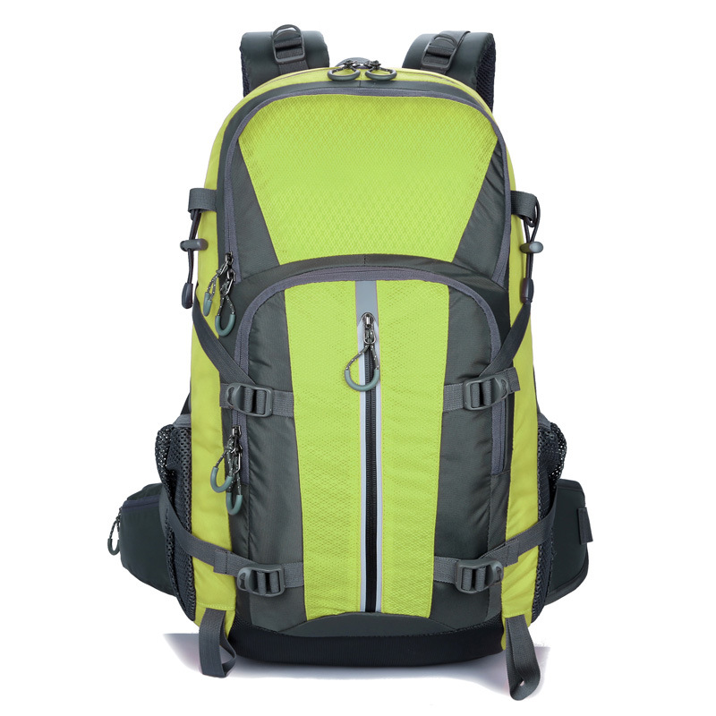 30l Outdoor Sports Backpack Waterproof Lightweight Multi-functional Non-Logo Mountaineering Bag Travel Bag