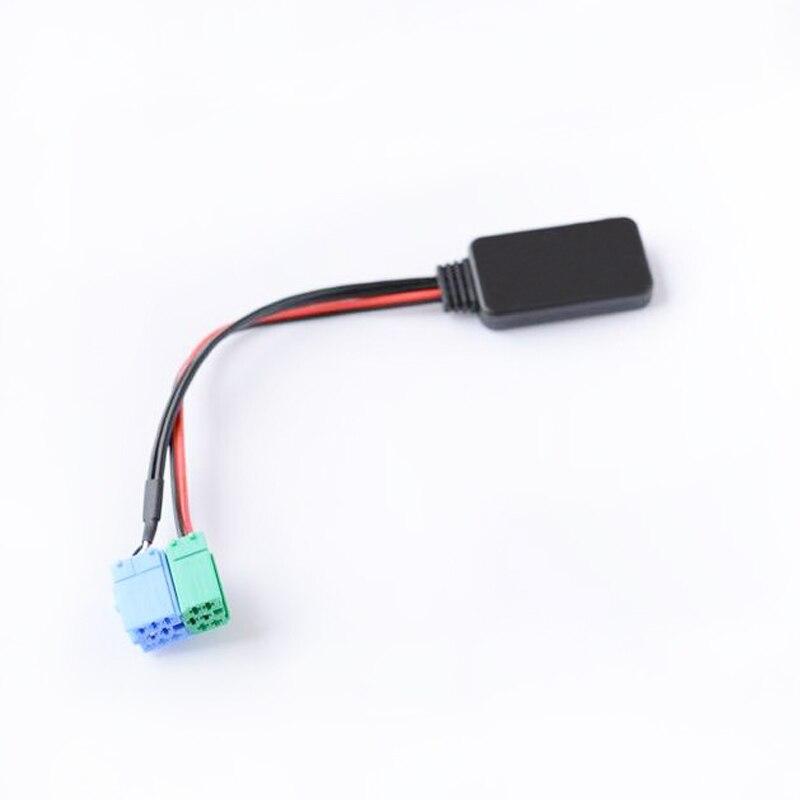 Car Bluetooth Audio Adapter Interface MINI ISO 6Pin&8Pin For Porsche Becker Stereo CD Host