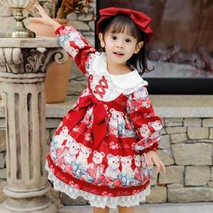 Dziewczynek ubierać dzieci ślub księżniczki party dress