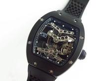 2020 Richard automatyczny zegarek mechaniczny RM edycja limitowana męskie zegarki Top marka luksusowy zegarek na rękę RM-027 Titanium metal materi tanie tanio CHUHAN 3Bar CN (pochodzenie) Klamra Limitowana edycja Mechaniczna Ręka Wiatr Automatyczne self-wiatr 12inch Tytanu Szafirowe