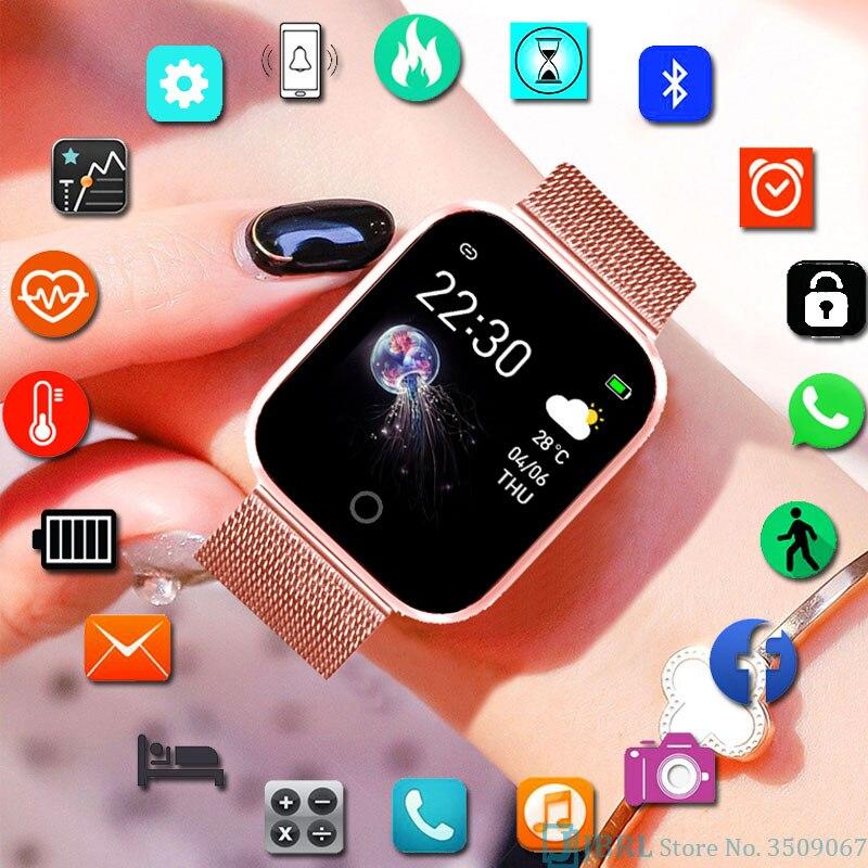 Luxury Digital Watch Women Sport Men Watches Electronic LED  Male Ladies Wrist Watch For Women Men Clock Female Wristwatch Hours