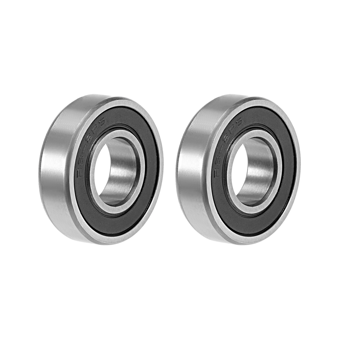 Uxcell R8-2RS Deep Groove Ball Bearing 1/2