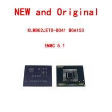 KLMBG2JETD-B041 celular tablet 5.1 emmc 32g chip de memória bga153 novo e original