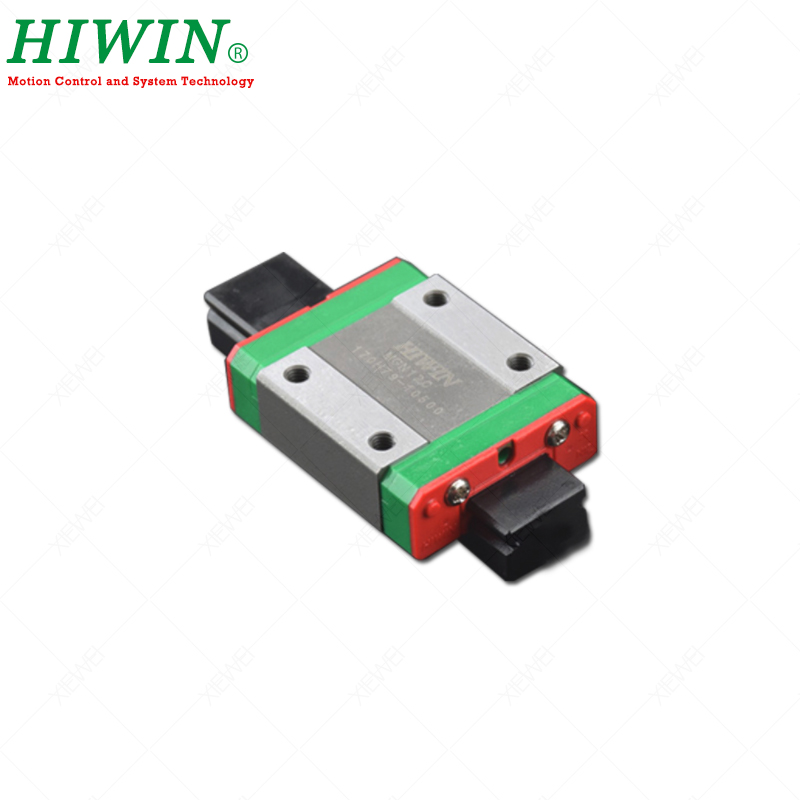 HIWIN MGN12C chariot à blocs coulissants avec 300mm 350mm 400mm 500mm MGN12 Rail de guidage linéaire pour kit de CNC Miniature de 12mm - 2