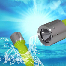 Hot LED Glare Diving Flashlight Waterproof Scuba Diver Diving Light 2000LM Super Bright Underwater Torch Lamp Diving Tool New z20 new led flashlight 2000lm cree t6 led waterproof underwater scuba dive diving flashlight torch light lamp for diving light