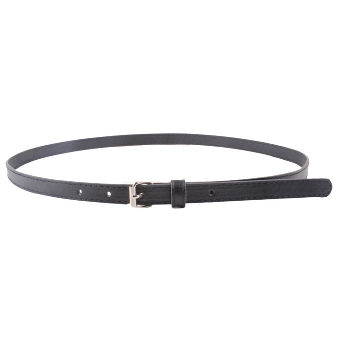 Belts For Women Luxury Designer Brand Fashion Leather Fine Belts Gold White Silver Green Black 100cm Small Steel Buckle Belt