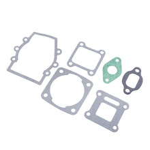 44.6 Mm Top End Kepala Mesin Gasket Set untuk 43cc ATV Motor Trail Go Kart Komponen Mengganti Kit(China)