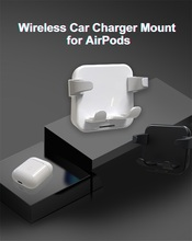 2019 New wireless charger stand for airpod holder For all Qi watch