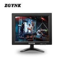 Moniteur LCD haute définition 9.7/10.1 pouces, HDMI, BNC et VGA, de sécurité industrielle