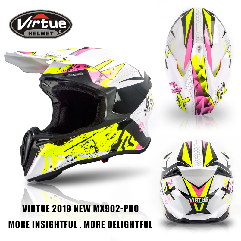 Adult Motocross Off-road Casque ATV Helmet 2