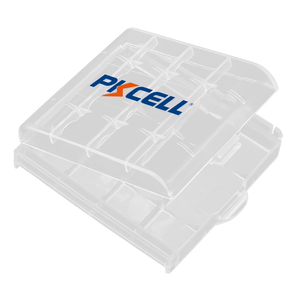 Image 2 - 10PC X Plastic Case Holder Storage Box Cover For Rechargeable AA And AAA Batteries PKCELL