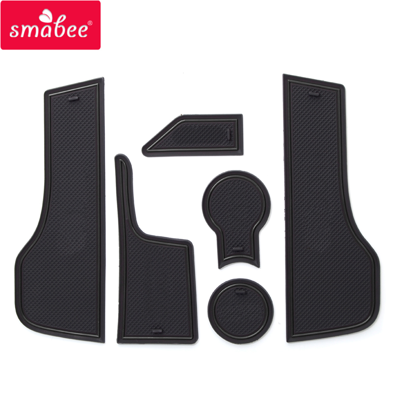 cheapest Car styling Storage box handle decoration sticker For BMW MINI F55 F56 F57 Cooper S JCW Co-pilot Handle Bowl Cover Accessories