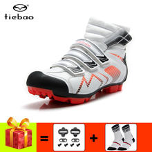 Tiebao winter mountain bike shoes men women cycling sneakers sapatilha ciclismo mtb riding bicycle self-locking breathable shoes tiebao sapatilha ciclismo mtb cycling shoes winter men sneakers women mtb bicicleta mountain bike shoes warm bicycle shoes