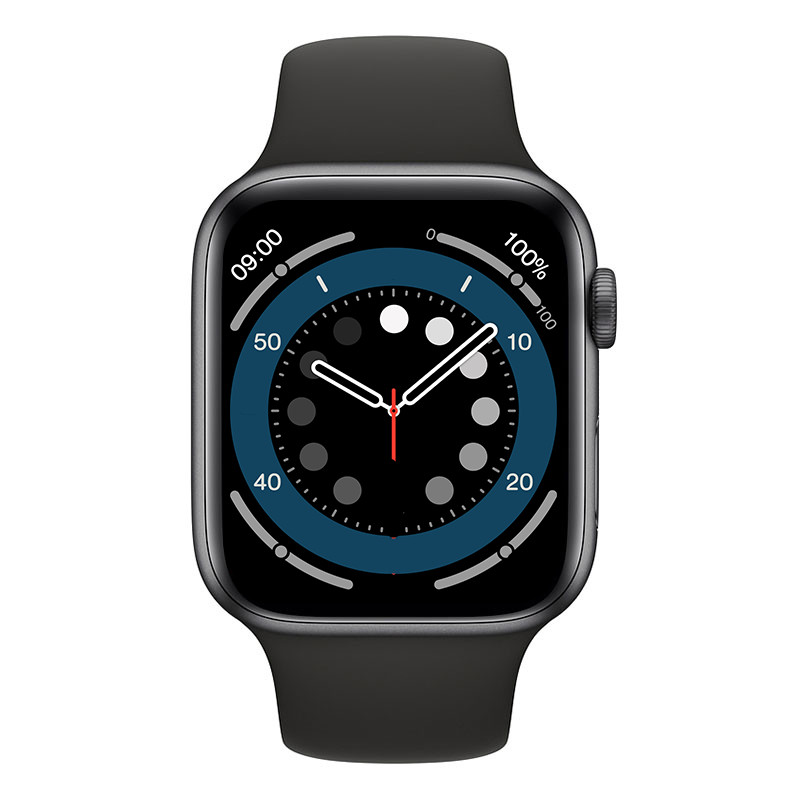 Оригинальные Смарт-часы IWO 13 серии 6 для мужчин и женщин с поддержкой Bluetooth, пульсометром, лучше, чем умные часы IWO 12 Pro W56 для IOS