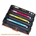Vilaxh Compatibile Cartuccia di Toner a Colori M252dn Per HP CF401A 402 403A 201A Color LaserJet Pro M252n MFP M277dw M277n M274n
