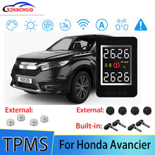 smart car tpms tire pressure monitor system for nissan qashqai with 4 sensors wireless alarm systems lcd display tpms monitor Smart Car TPMS Tire Pressure Monitor System For Honda Avancier with 4 sensors Wireless Alarm Systems LCD Display TPMS Monitor