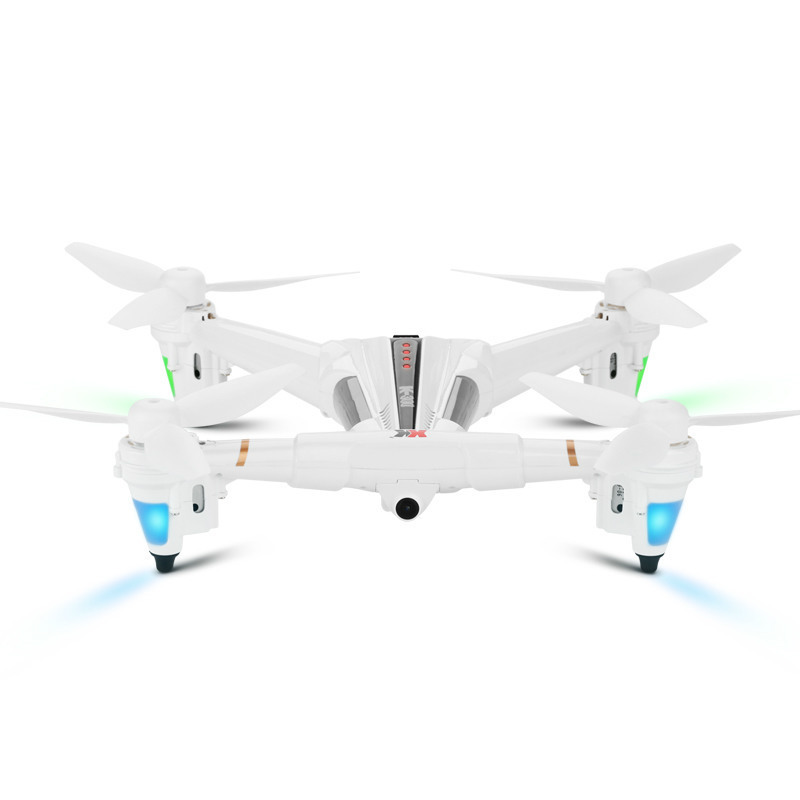 Weili XK X300 Optical Flow Positioning Unmanned Aerial Vehicle Bottom Bracket Remote-control Four-axis Aircraft Real-Time Transm