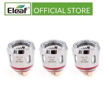 3 pçs/lote original eleaf HW T/HW T2 0.2ohm cabeça para eleaf ijust 3 pro kit com inovador sistema de turbina cigarro eletrônico