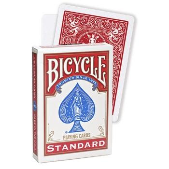 Rowerowa pusta twarz czerwone plecy karty do gry Gaff Deck magiczne karty Poker rozmiar specjalne magiczne rekwizyty magiczne sztuczki dla maga tanie i dobre opinie Bicycle Z nami (pochodzenie) 8 lat 120 minut Nieograniczony Zaawansowane Bicycle Blank Face Red Back Deck Reklama pokera