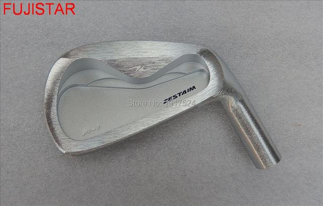 FUJISTAR GOLF VEGA ZESTAIM FI 1 kute golf żelaza głowice #4 # P (7 sztuk)