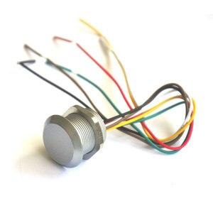 Image 4 - RFID Micro Đầu Đọc Truy Cập Chống Nước IP65 Mini Đầu Đọc Thẻ Wg26 Định Dạng Đầu Ra SN: IButton