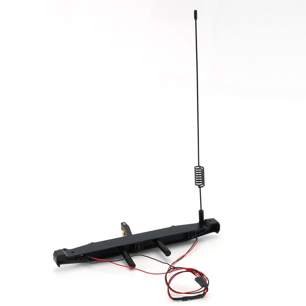 Metal Rear Bumper Collision Avoidance For Axial Scx10 RC Remote Control Car