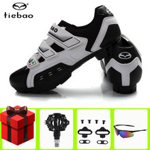Велосипедные кроссовки tiebao спортивная обувь для горных велосипедов