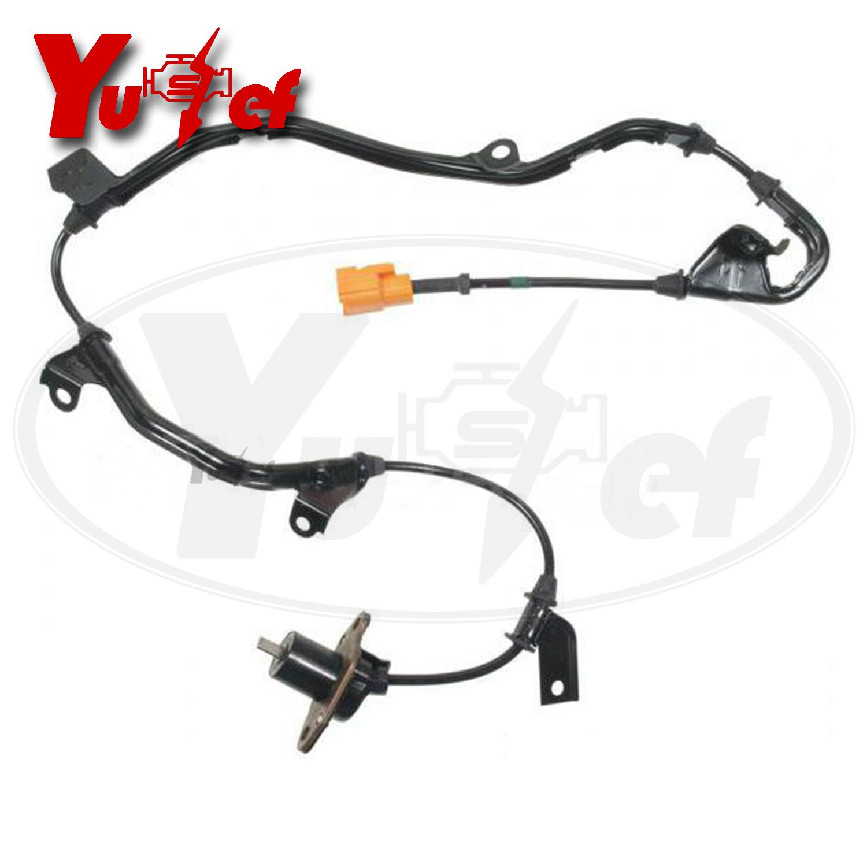 Rear Left ABS Wheel Speed Sensor For Acura legend 1991 1995 57475SP0010 57455 SP0 010 SU8969|ABS Sensor| |  - title=