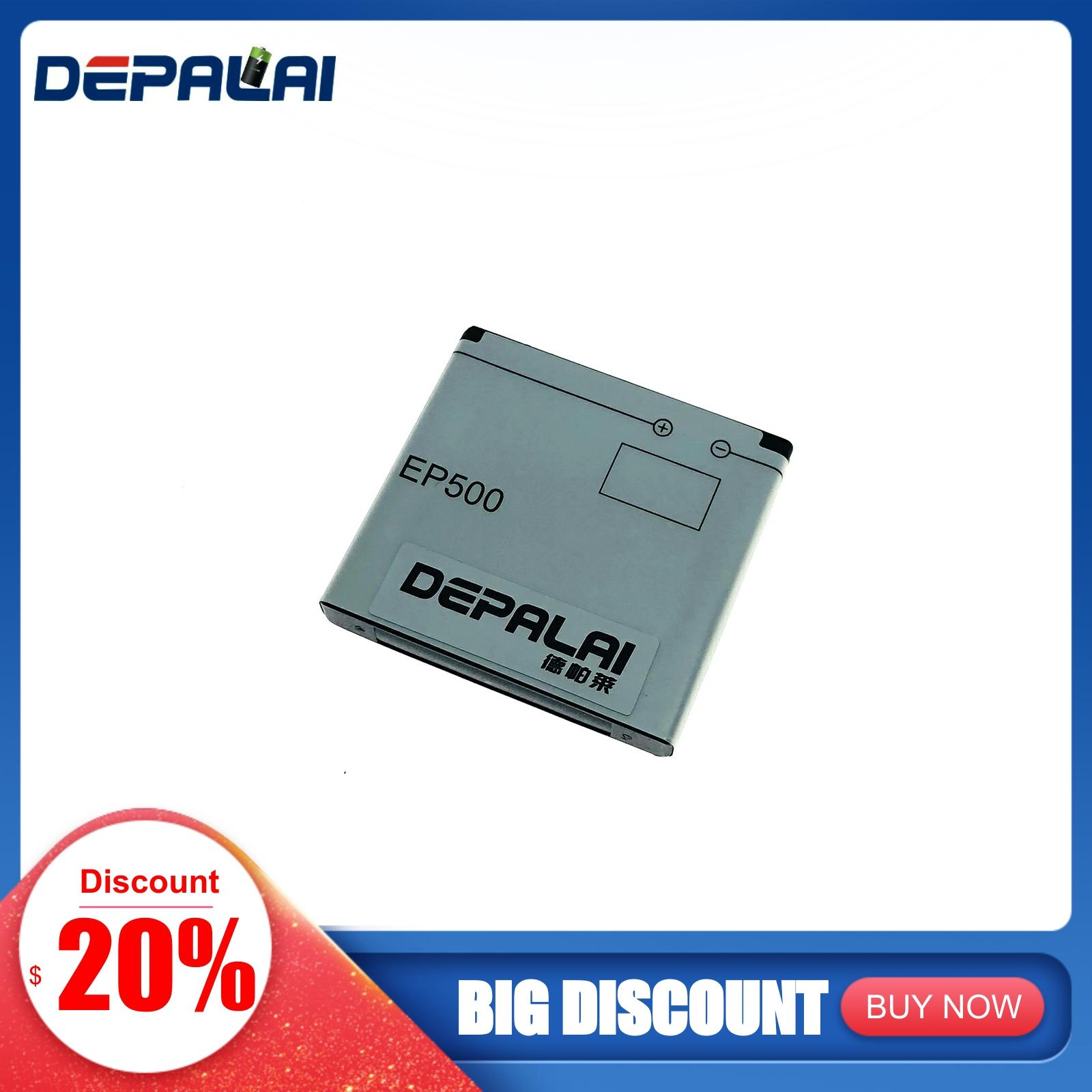Good quality Replacement <font><b>Battery</b></font> For SONY ST17I ST15I SK17I WT18I X8 U5I E15i wt18i wt19i <font><b>EP500</b></font> <font><b>Battery</b></font> 1200mAh image