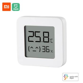 Xiaomi BT Thermometer 2 Wireless Smart Electric Digital Hygrometer Humidity Sensor Work with Mijia APP 2