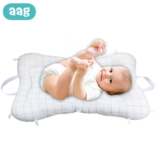 AAG Baby Nest Sleeping Support Pad Mattress Baby Portable Travel Bed Cribs Cradle Newborn Bed Bassinet Bumper Babynest Bed стоимость