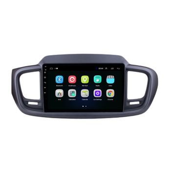 4G LTE Android 10.1 For KIA SORENTO 2015 Multimedia Stereo Car DVD Player Navigation GPS Radio image