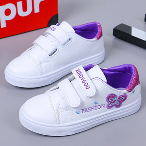 Image 3 - Bekamille Children Sport Shoes Autumn Infant Girls Baby Embroidery Butterfly Shoes Kids Casual Sneakers Student Running Shoes