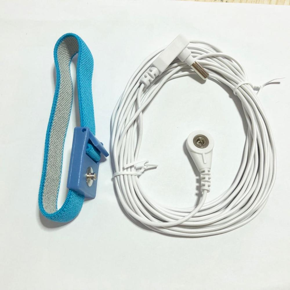 GROUNDED Wristband With  Grounding Cord 16.5 Ft  Earthing Wristband Anti-static