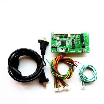 MACH3 4 Axis USB CNC Motion Control Card Breakout Board 5V DC Analog PWM support MPG for DIY CNC 3020 3040 6040 CNC Machine