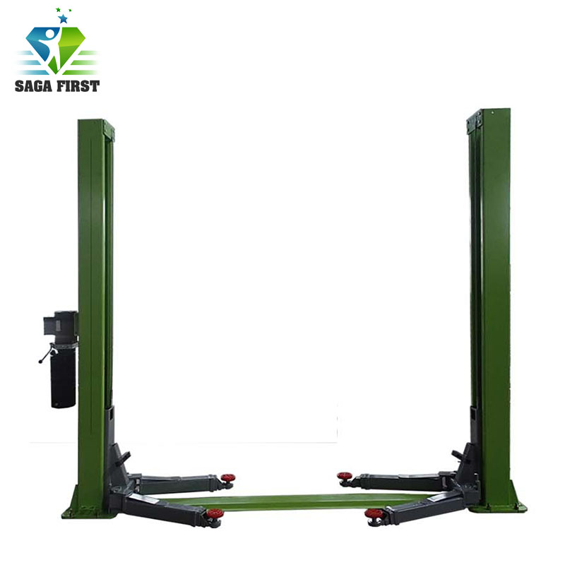 Smart Garage Lift Workshop Car Lift Two Post Auto Lift Hoist