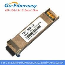Модуль приемопередатчика xfp 10g 10gbase lr smf trx1310nm волоконно