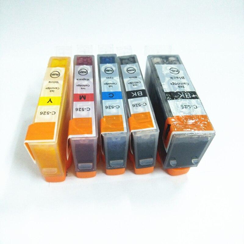 einkshop pgi 525 cli 526 cartucho de tinta para canon pixma pgi 525 pgi525 ip4850 ip4950