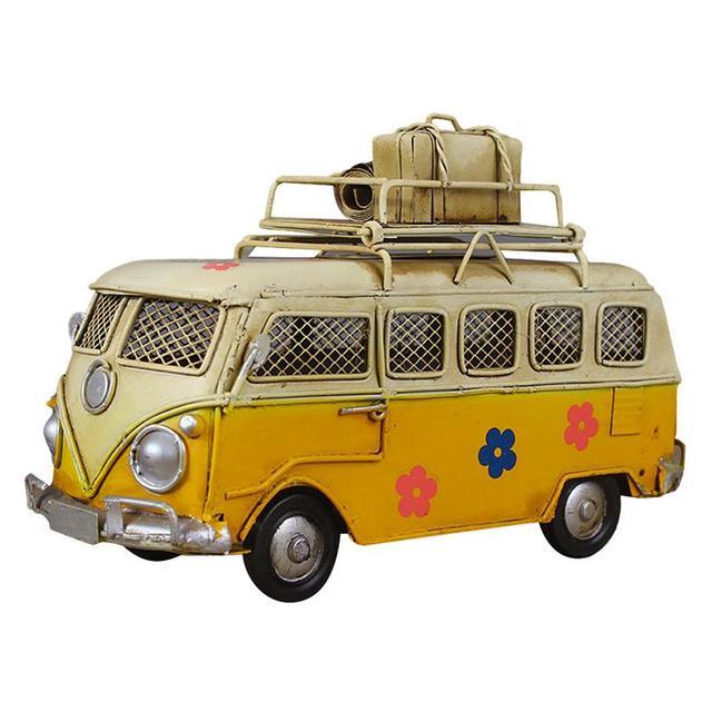 Hucha Autobús Vintage.