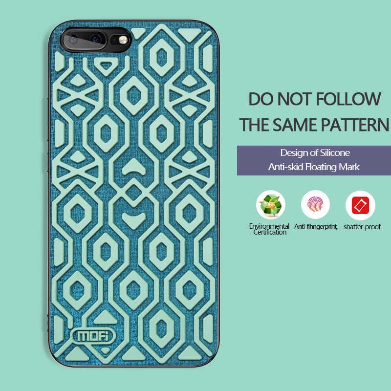 Para iphone 8 plus caso mofi para iphone 7 plus capa de volta antiderrapante evitar queda antiderrapante para iphone11pro max caso