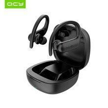 2020 הכי חדש QCY T6 אמיתי אלחוטי אוזניות ספורט Bluetooth אוזניות סטריאו Hifi קול עם בלעדי APP זמין