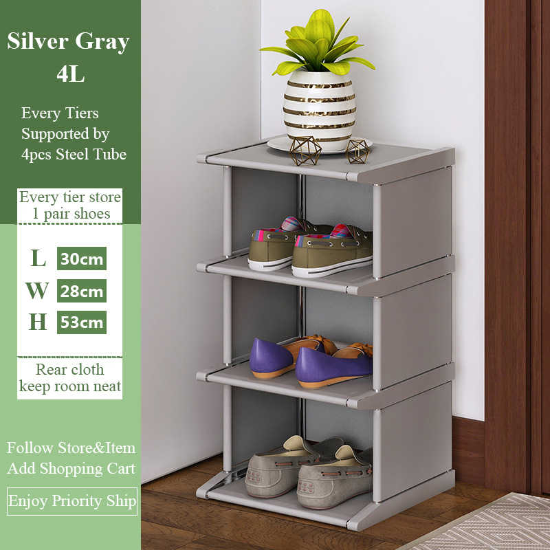 Dustproof Large Size Non Woven Shoe Rack Shoe Storage Bag Home Bedroom Dormitory Shoe Rack Shelf Cabinet Aliexpress