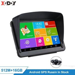 XGODY Android 7'' Car GPS Navi