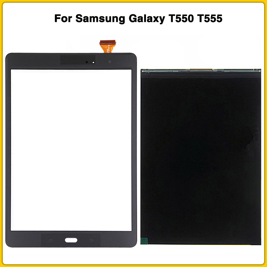 New T550 LCD Touch Screen For Samsung Galaxy 9.7